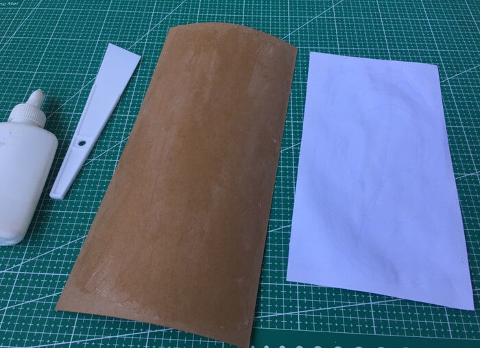 making leather template (13)