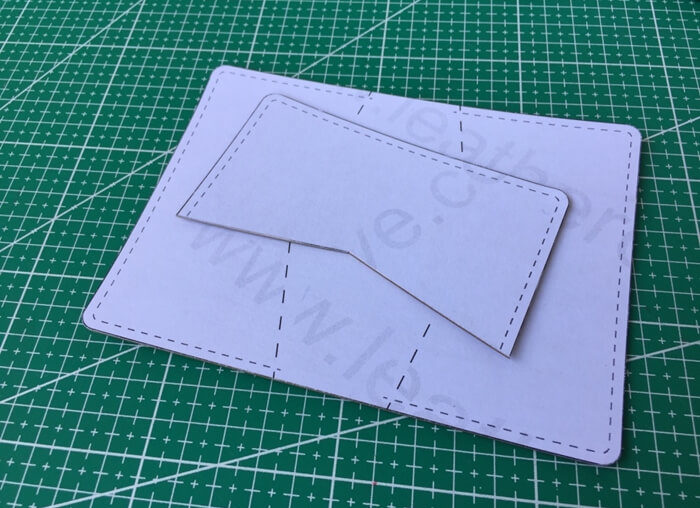 making leather template (7)