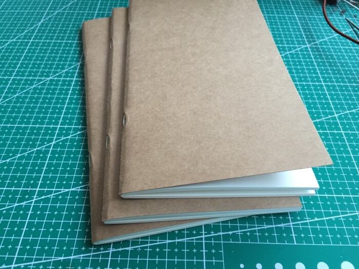 Make a Midori Traveler's Notebook (29)