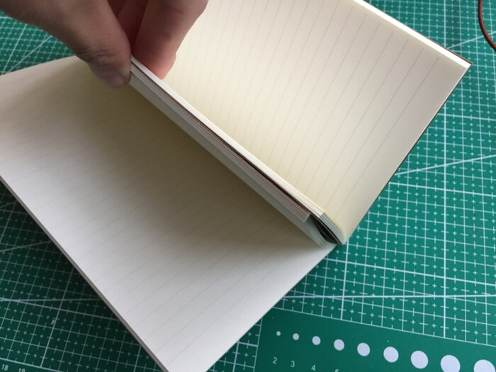 Make a Midori Traveler's Notebook (30)