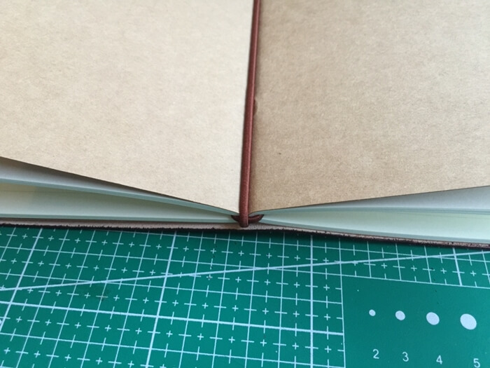 Make a Midori Traveler's Notebook (40)