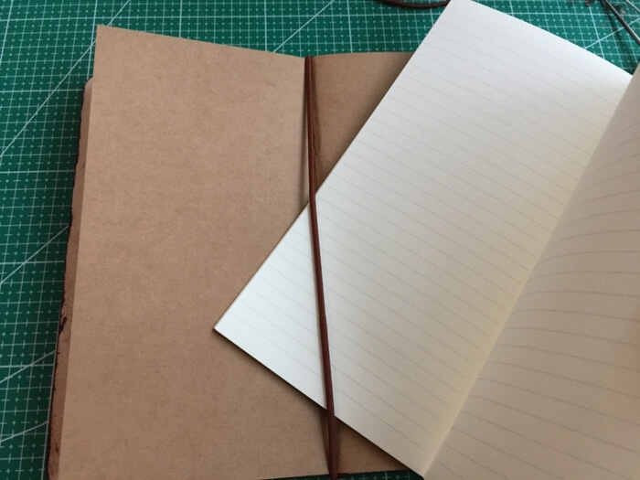 Make a Midori Traveler's Notebook (41)
