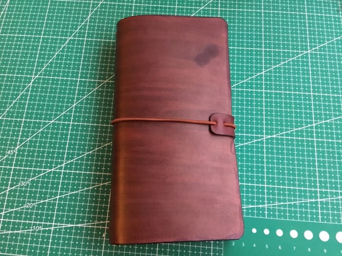 Make a Midori Traveler's Notebook (43)