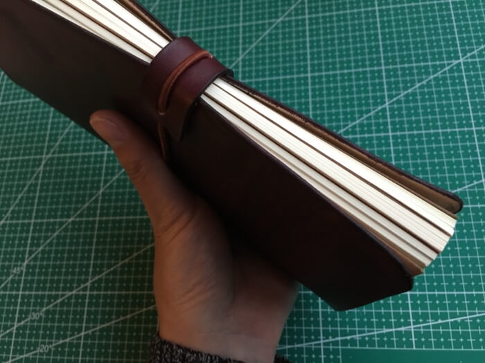 Make a Midori Traveler's Notebook (45)