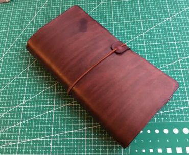 Make a Midori Traveler's Notebook (46)