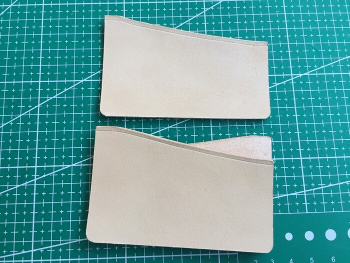 make a leather card holder (13)