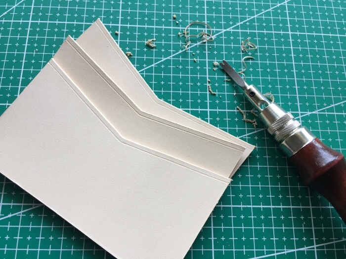 make a leather card wallet (15)