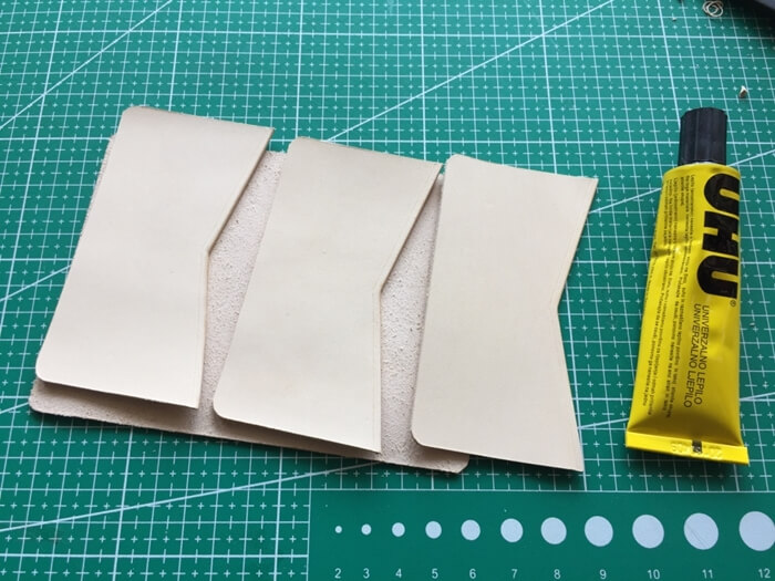 make a leather card wallet (22)
