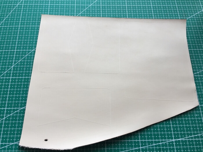 make a leather card wallet (3)