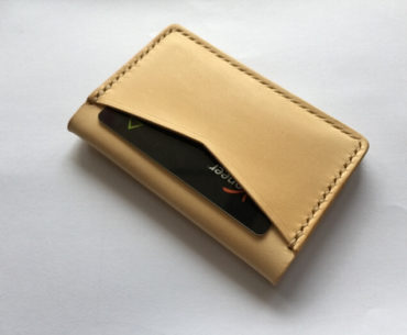 make a leather card wallet (86)