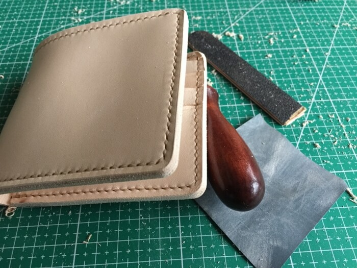 make a leather wallet 1 (11)