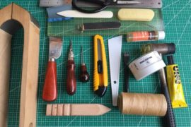 leather craft tools and supplies