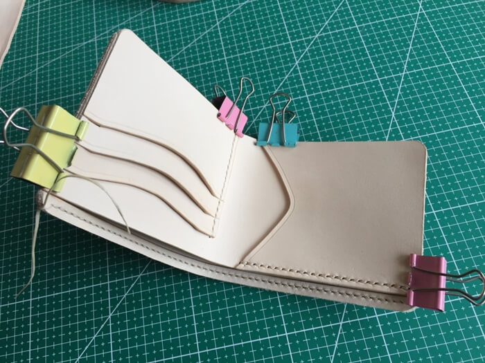 make a leather wallet 1 (7)