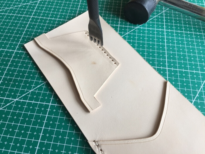 make a leather wallet (16)