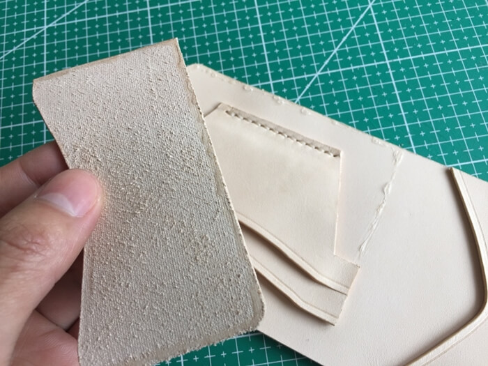 make a leather wallet (19)