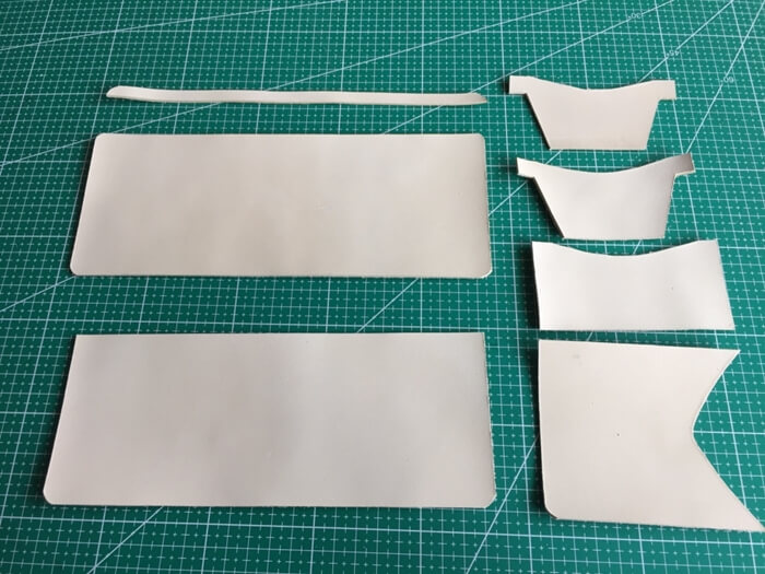 make a leather wallet (3)
