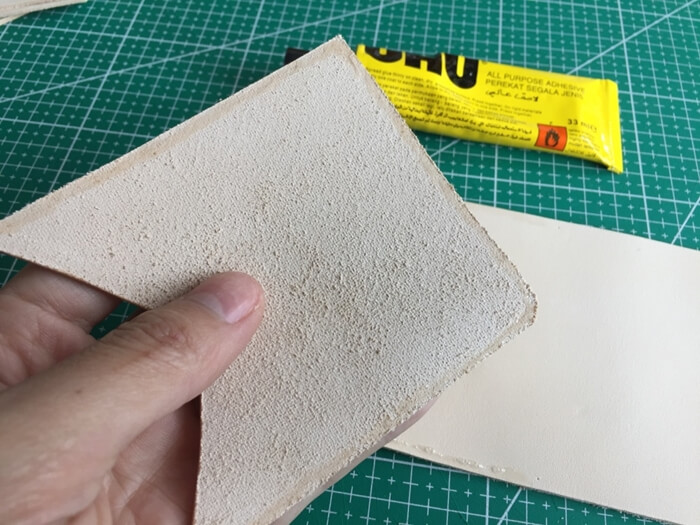 make a leather wallet (8)