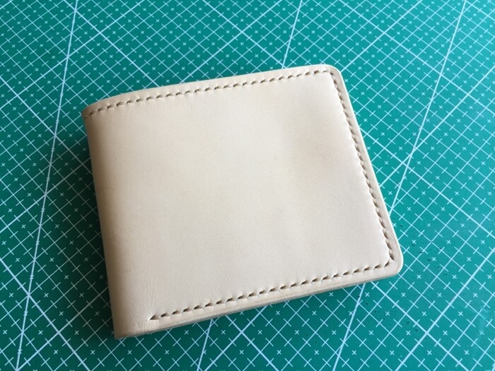 Tutorial Make A Leather Wallet Leathercove