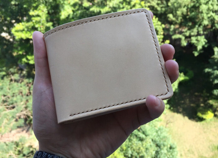 make a leather wallet (part 2) (11)