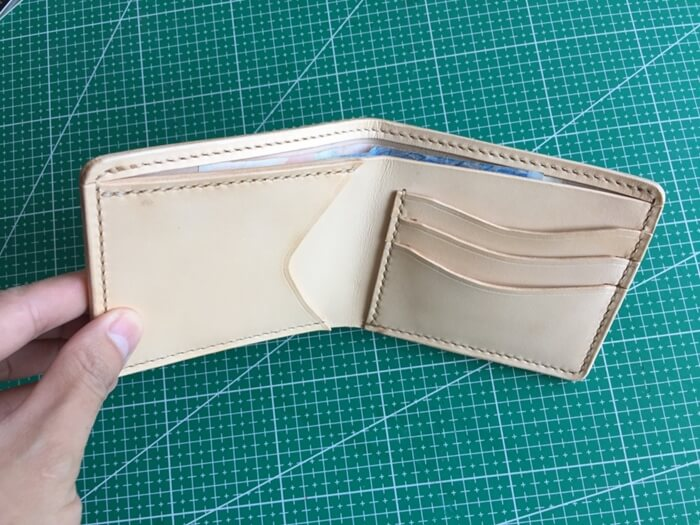 make a leather wallet (part 2) (7)