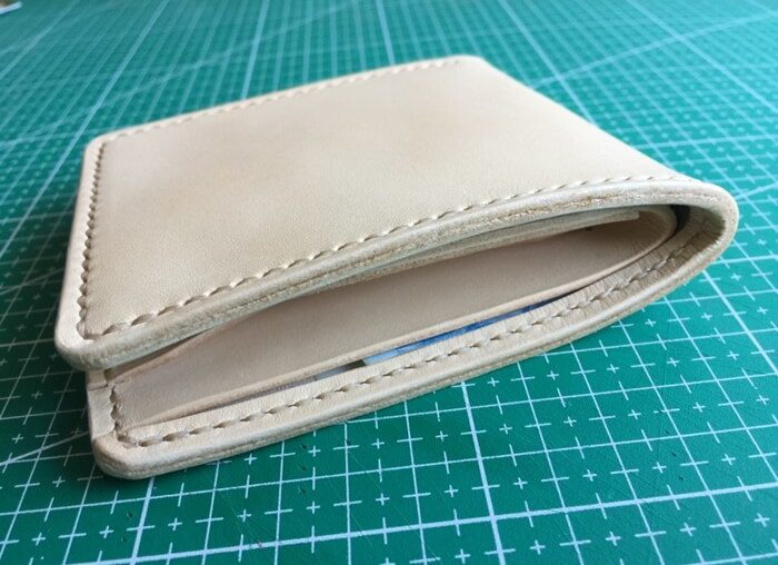 make a leather wallet (part 2) (8)